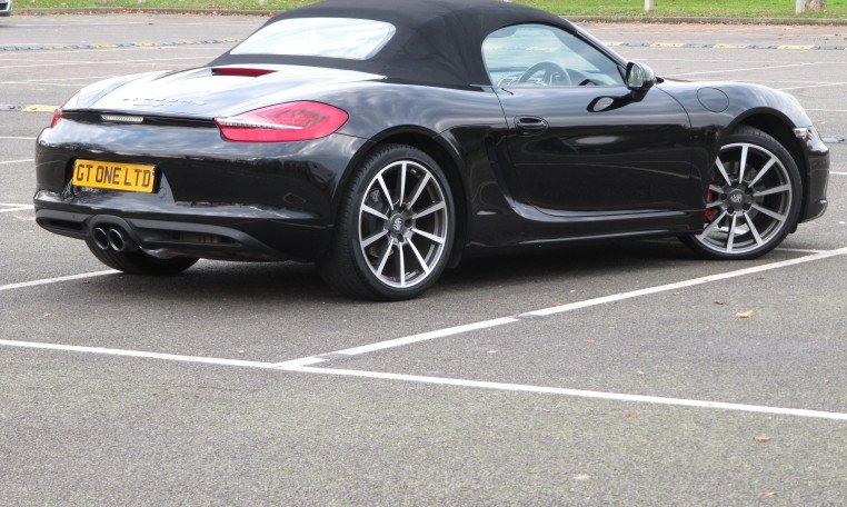New Sports Car That Must Be Driven To Be Sold